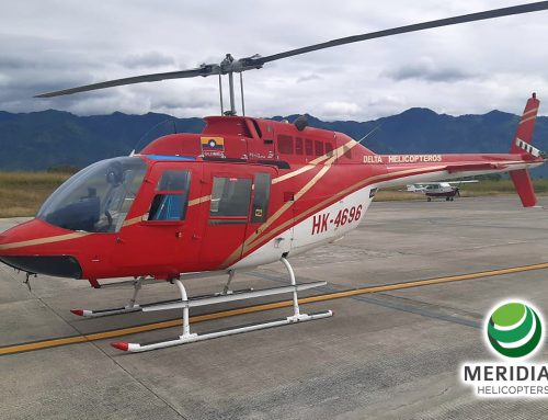 FOR SALE – 1978 Bell Helicopter 206B3 – HK-4696 – 2509