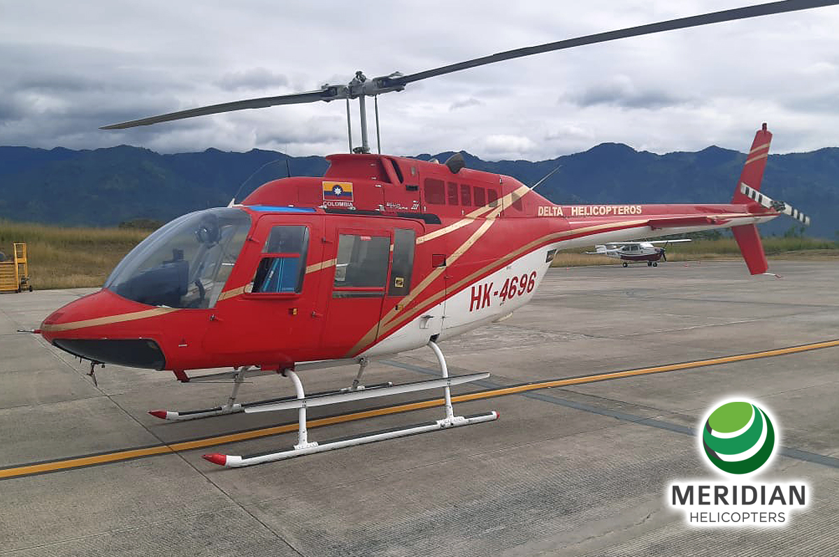 59 - 1978 Bell Helicopter 206B3 - HK-4696 - 2509 - For Sale - exterior