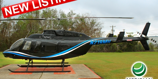60 - 1996 Bell Helicopter 206L4 - N219MH - 52166 - For Sale or Lease - exterior - New Listing