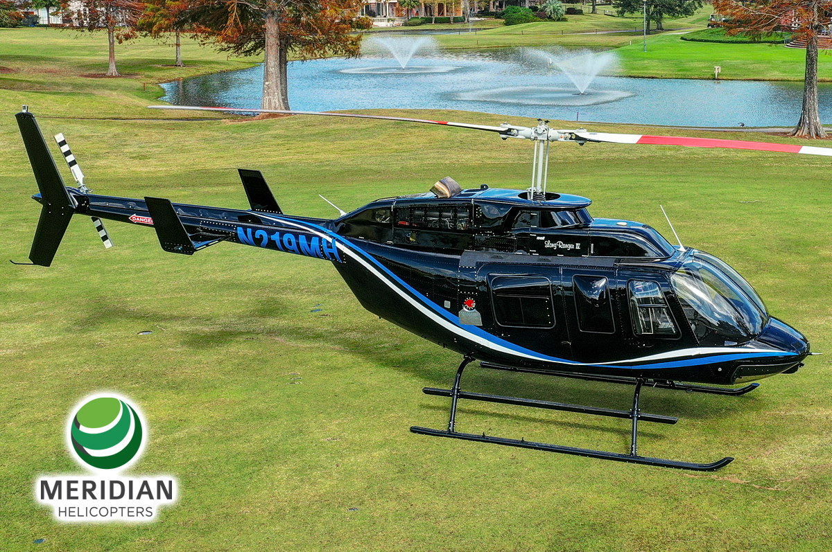 coming soon Bell Helicopter 206L3