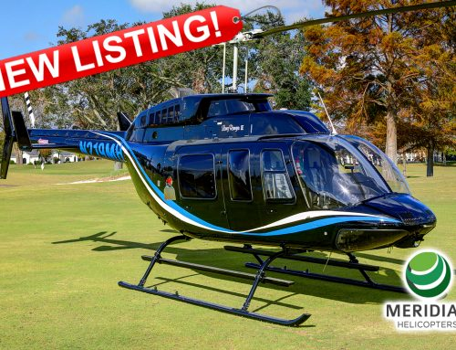FOR SALE – 1996 Bell Helicopter 206L4 – N219MH