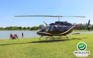 1990 Bell Helicopter 206L3 - N220MH - exterior