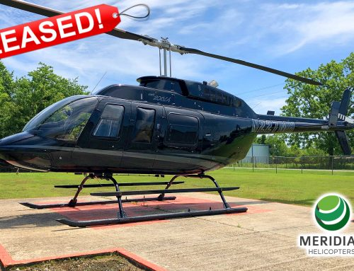 LEASED – 2009 Bell Helicopter 206L4 – N227MH