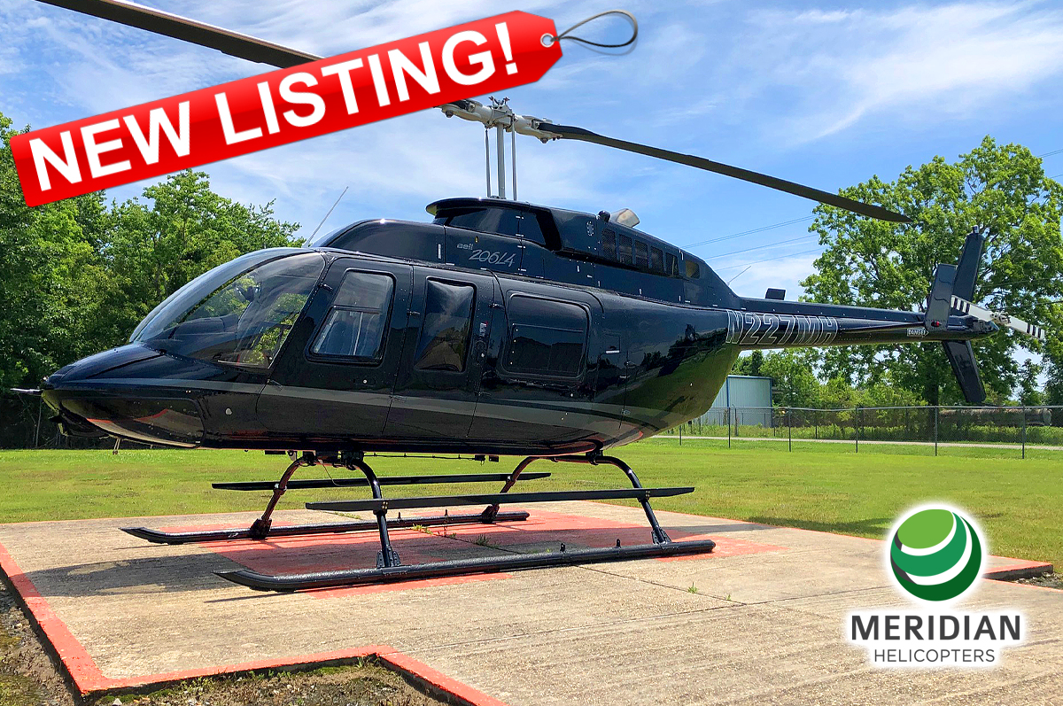 65 - 2006 Bell Helicopter 206L4 - N227MH - 52391 - For Sale or Lease - Exterior - New Listing