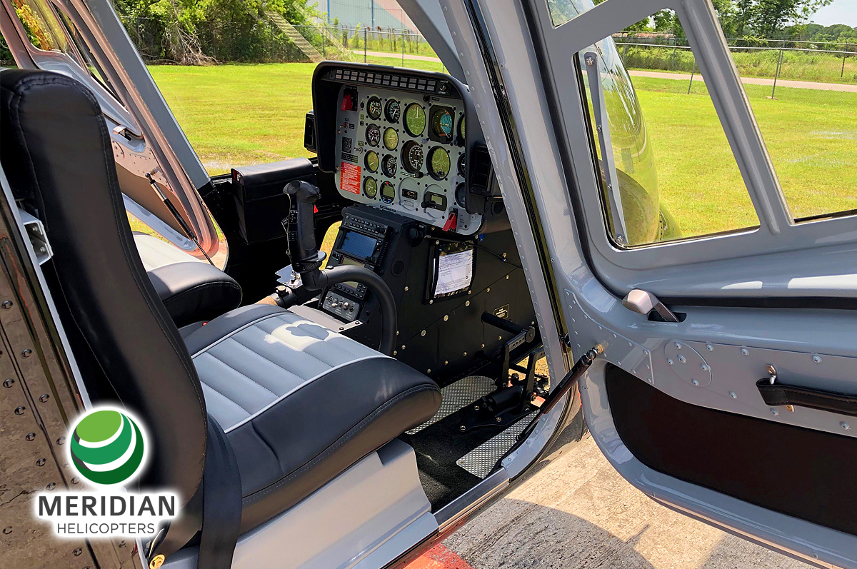 65 - 2006 Bell Helicopter 206L4 - N227MH - 52391 - For Sale or Lease - Interior A